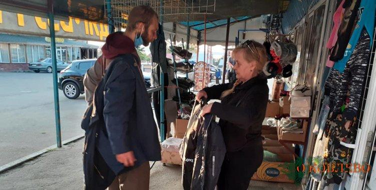 Жители Коблево продолжают помогать мужчине из г. Берегово (фото)