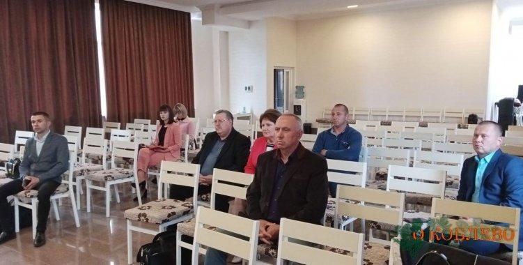 В Коблево состоялось собрание председателей громад Николаевской области (фото)
